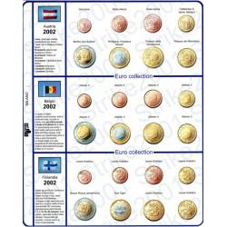 Kit Fogli 12 paesi anno 2002