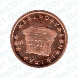 Slovenia 2009 - 2 Cent. FDC