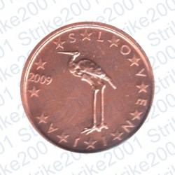 Slovenia 2009 - 1 Cent. FDC