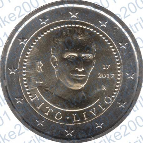 Italia - 2€ Comm. 2017 FDC Tito Livio