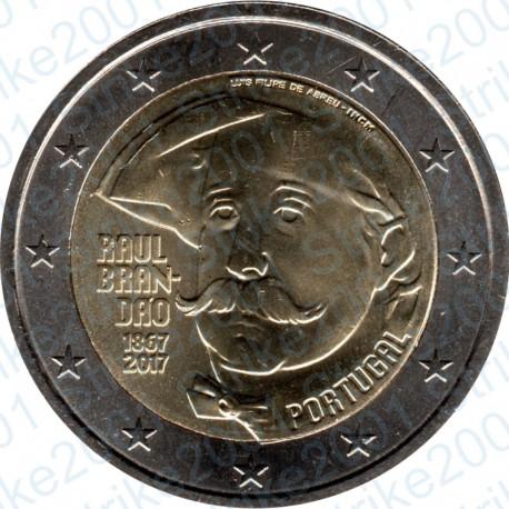 Portogallo - 2€ Comm. 2017 FDC Raul Brandao