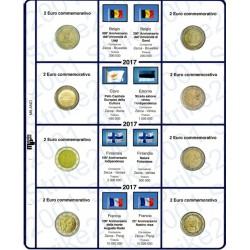 Kit Foglio 2 Euro Comm. 2017