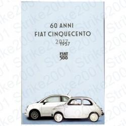 Italia - 5€ 2017 FDC 60° FIAT 500