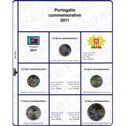 Kit Foglio 2,5 Euro Comm. Portogallo 2011