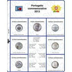 Kit Foglio 2,5 Euro Comm. Portogallo 2013