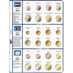 Kit Foglio 18 paesi 2015