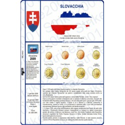 Kit Foglio Slovacchia 2009