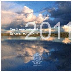 Estonia - Divisionale Ufficiale 2011 FDC