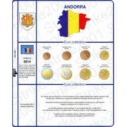 Kit Foglio Andorra 2014
