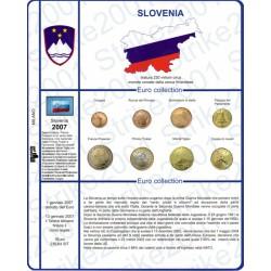 Kit Foglio Slovenia 2007