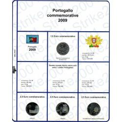 Kit Foglio 2,5 Euro Comm. Portogallo 2009
