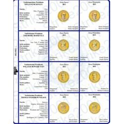 Kit Foglio per Dollari Presidenti 2013