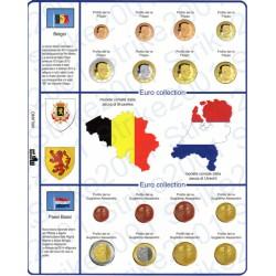 Kit Foglio 2 Paesi Nuovo Conio 2014