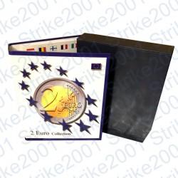 Raccoglitore 2 Euro Commemorativi Junior - Vuoto