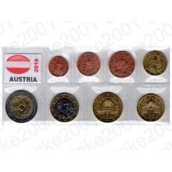 Austria - Blister 2018 FDC