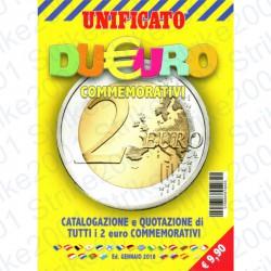 Catalogo Unificato 2 Euro Comm. 2018