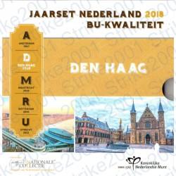 Olanda - Divisionale Ufficiale 2018 FDC