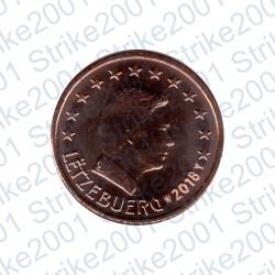 Lussemburgo 2018 - 1 Cent. FDC