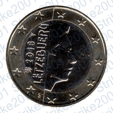 Lussemburgo 2018 - 1€ FDC