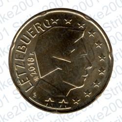 Lussemburgo 2018 - 20 Cent. FDC