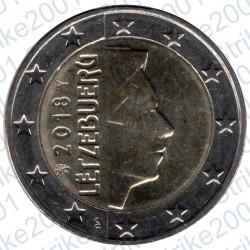 Lussemburgo 2018 - 2€ FDC