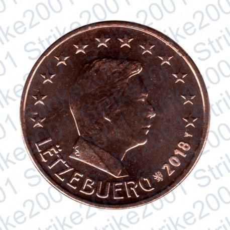 Lussemburgo 2018 - 5 Cent. FDC