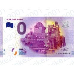 Germania - 0 € Schloss Burg