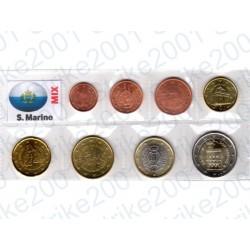 San Marino - Blister anni misti FDC