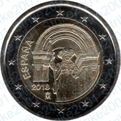 Spagna - 2€ Comm. 2018 FDC Santiago de Compostela