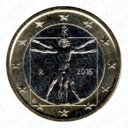Italia 2016 - 1€ FDC