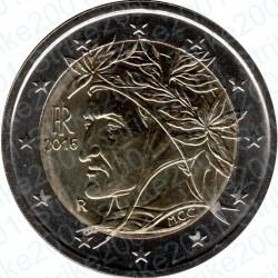 Italia 2016 - 2€ FDC