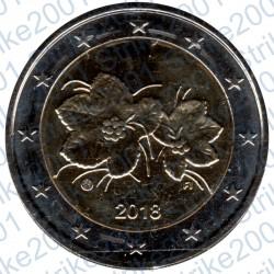 Finlandia 2018 - 2€ FDC