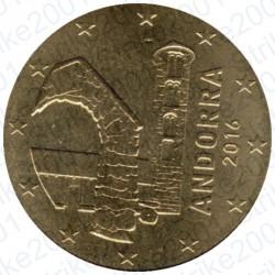 Andorra 2016 - 10 Cent. FDC