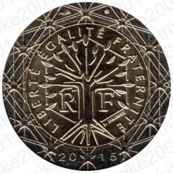 Francia 2015 - 2€ FDC