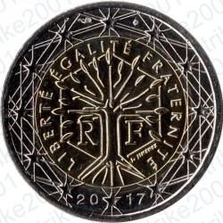 Francia 2017 - 2€ FDC