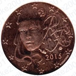 Francia 2015 - 1 Cent. FDC