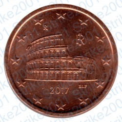 Italia 2017 - 5 Cent. FDC
