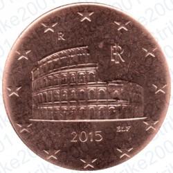 Italia 2015 - 5 Cent. FDC