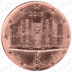 Italia 2015 - 1 Cent. FDC