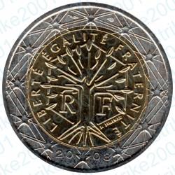 Francia 2008 - 2€ FDC