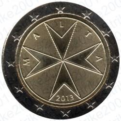 MALTA 2013 - 2€ FDC