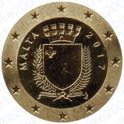 Malta 2017 - 50 Cent. FDC