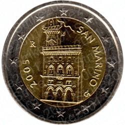 San Marino 2005 - 2€ FDC