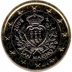 San Marino 2008 - 1€ FDC