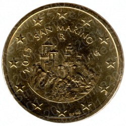 San Marino 2015 - 50 Cent. FDC