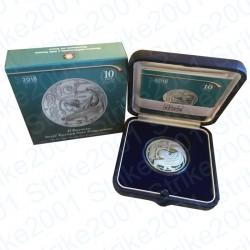 Italia - 10€ 2018 FS Mondiali Calcio Russia