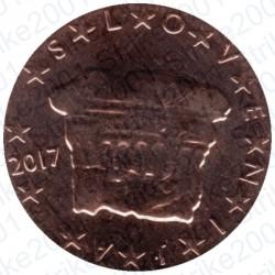 Slovenia 2017 - 2 Cent. FDC