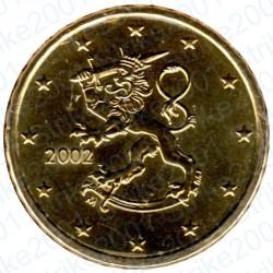 Finlandia 2002 - 10 Cent. FDC
