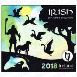 Irlanda - Divisionale 2018 FDC