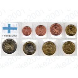 Finlandia - Blister 2004 FDC